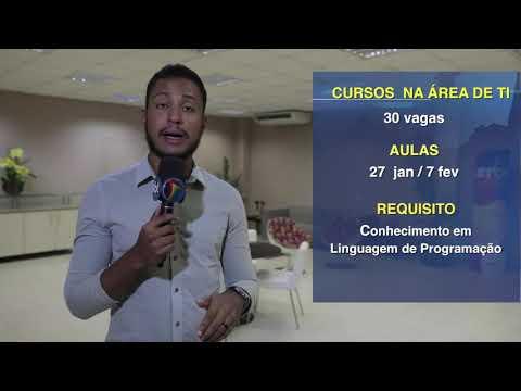 Empresa oferece curso para pessoas com deficiência no Recife