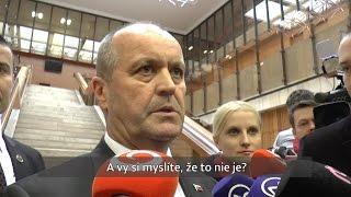Gajdoš zmenil názor: Danka som povýšil za šírenie dobrého mena Slovenska