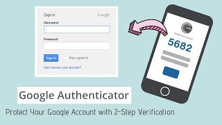 Enable 2-Step Verification in Gmail using Google Authenticator app