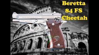 Top Five Pistola Cal  380 Beretta 84 Fs Cheetah - Circus