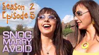 Twin Makeunders Featuring The Cheeky Girls & The Howe Twins - Season 2 Episode 5 | Snog Marry Avoid?