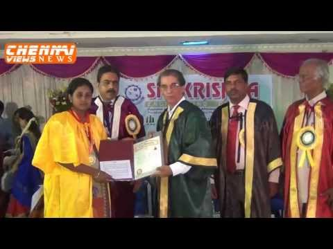 Sri Krishna engineering College video cover1