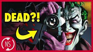 KILLING JOKE: Did Batman Kill Joker? || Comic Misconceptions || NerdSync