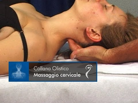 Dolori gravi in un collo in fronte
