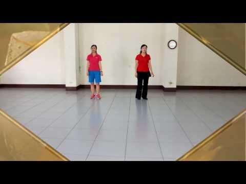 Carnavalito ( El Humahuaqueno ) - Line Dance ( Martie Papendorf. South Africa )