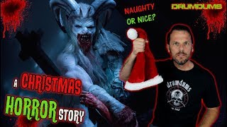 DRUMDUMS REVIEWS A CHRISTMAS HORROR STORY (Krampus Done Right!)