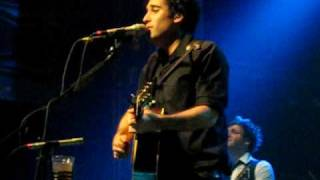 Joshua Radin - Everything Will Be Alright live at Webster Hall, NYC - 19.11.09 [04/17]