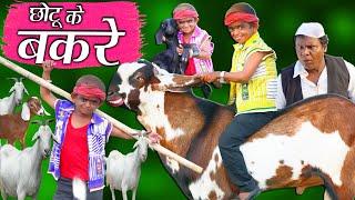 CHOTU DADA BAKREY WALA | छोटू दादा बकरे वाला | Khandesh Hindi Comedy | Chotu Dada Comedy Video
