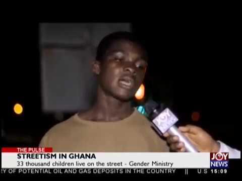Streetism in Ghana   Pulse on JoyNews 2 11 18