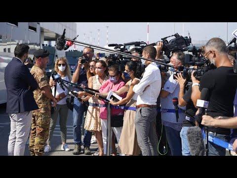 Ιταλία: Τελευταία αερογέφυρα σωτηρίας από την Καμπούλ