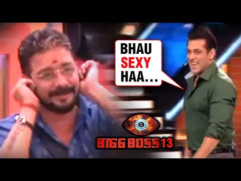 BIGG BOSS 13 | Hindustani Bhau Undergoes The Pain Of Waxing, Siddharth Devoleena Get Close
