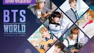 BTS WORLD Playlist + Lights