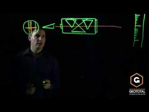 Устройство оптического нивелира с демпфером