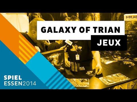Essen 2014 - Galaxy of Trian - Creative Maker - VOSTFR