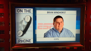 ESPN NBA Reporter Brian Windhorst on Lakers Cleaning House, DeMarcus Cousins Trade & More - 2/21/17