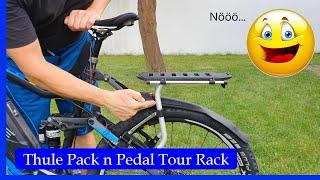 Thule MTB Gepäckträger Pack'n Pedal Tour Rack