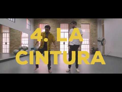 Alvaro Soler La Cintura Dance Tutorial