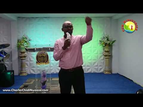 """How To Come Out Of Trouble"" with Pastor Charles Chidi Nwaeze"