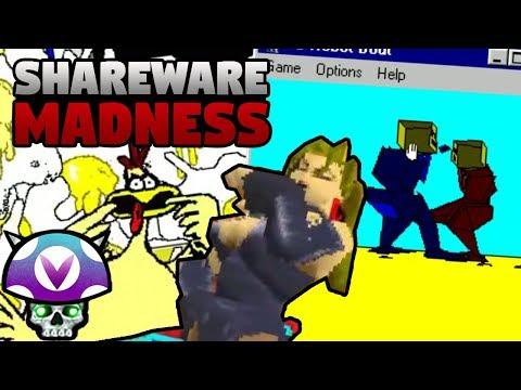Vinesauce] Joel - Shareware Madness ( Part 1 ) (Fan Edit