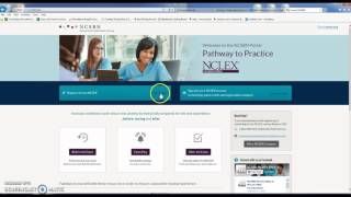 NCLEX Application Guide