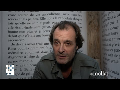 Frédéric Boyer - Yeux Noirs