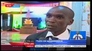 Mabingwa wa Olimpiki Eliud Kipchoge na Vivian Cheruiyot watunukiwa tuzo