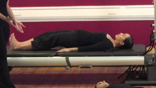 Nifty Nutation by Upside-Down Pilates