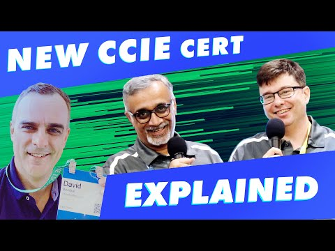 The NEW CCIE explained! - YouTube