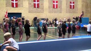 preview picture of video '2013-04-07 • Emilie • Vallensbæk Gymnastik • Forårsopvisning'