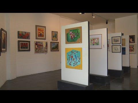 Casa de Cultura de Teresópolis abriga mostra com mais de cem obras de 50 artistas diferentes