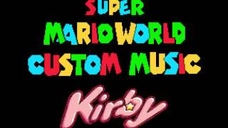 SMW Custom Kirby Music Collection (2015)
