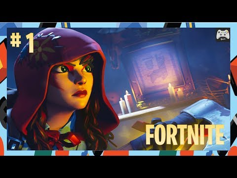 Fortnite Fable Gameplay | Part 1 (PC)