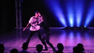 Parris Goebel & Jaycee Cook Live   Send it On