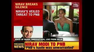 My Loan Below Rs 5 Cr, Defiant Billionaire Nirav Modi Writes To Punjab National Bank