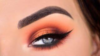 Morphe 35O3 Fierce By Nature Eyeshadow Palette | Fall Eye Makeup Tutorial