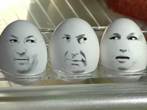 בלבולי ביצים - סאטירה לקראת הבחירות!