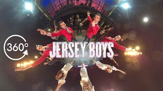 """360° VR Video: Jersey Boys - """"Who Loves You"""""""