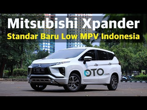 Mitsubishi Xpander Standar Baru Low MPV Indonesia I OTO com