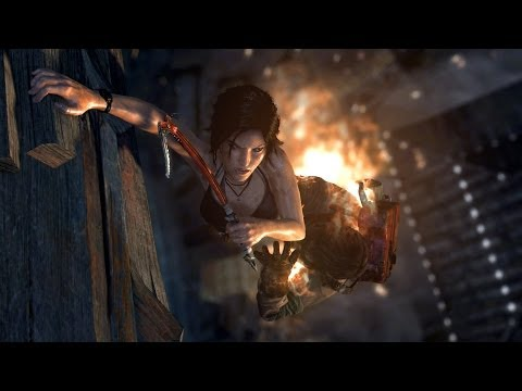 This Is The Definitive Tomb Raider Launch Trailer