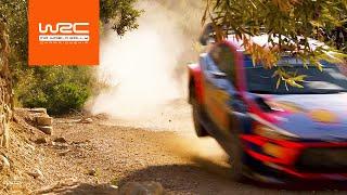 WRC - Rally Guanajuato México 2020: Preview Clip