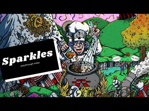 """Sparkles"", an original piece of music"