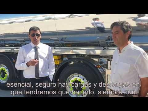 Entrevista a Paulo Ferreira, gerente de Combustoil