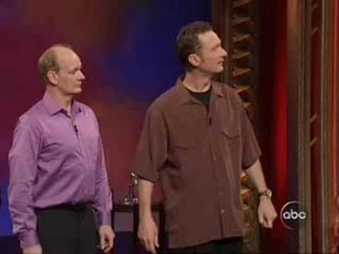 Whose Line Is It Anyway?: Zvukové efekty #11