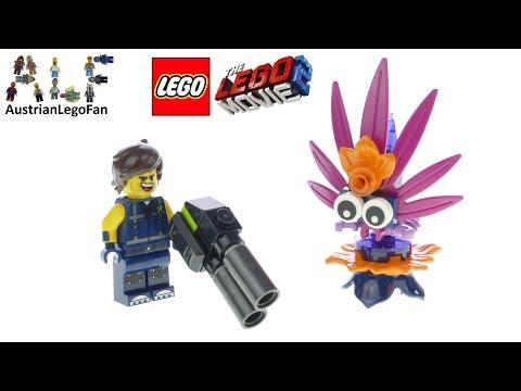 Vidéo LEGO The LEGO Movie 30460 : L'embuscade plantimale de l'espace Rex [Polybag]