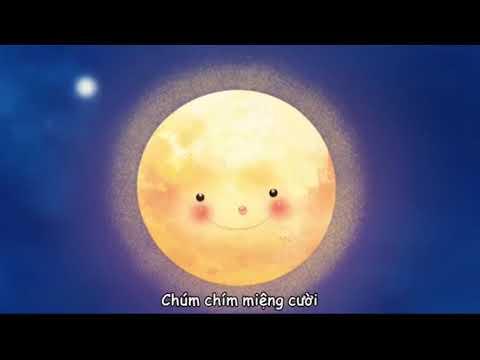 Dạy trẻ 4-5 tuổi đọc thơ bài: Trăng sáng