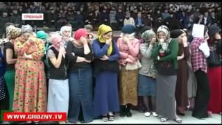 Кадыров приказал стрелять наркоманов на месте