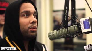 JR Writer on Relationship With Dipset & How Jail Treated Him