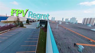FPV REGRET CINEMATIC | What is FPV? | ROY KNOX & Shiah Maisel - Living With Regret