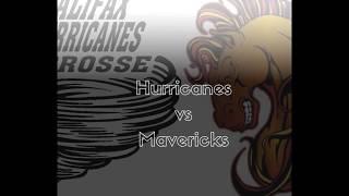 NB Mavericks vs Halifax Hurricanes , June 25th , 2017 , ECJLL