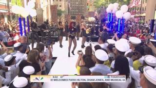 Rihanna What's My Name Live Today Show